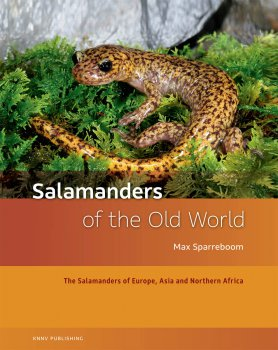 Nieuw Boek: 'The Salamanders Of Europe, Asia And Northern Africa'